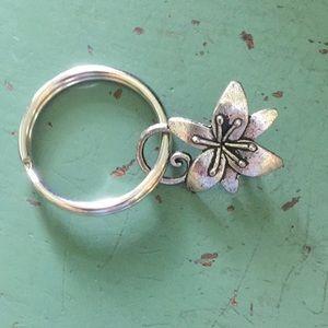 Accessories - Key ring / key chain flower